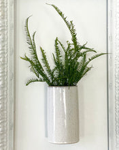 Load image into Gallery viewer, Stoneware Wall Vase Reactive Glaze