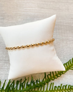 Harmony - Small Gold Bracelet