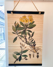 Load image into Gallery viewer, Bamboo Floral Print Hanging