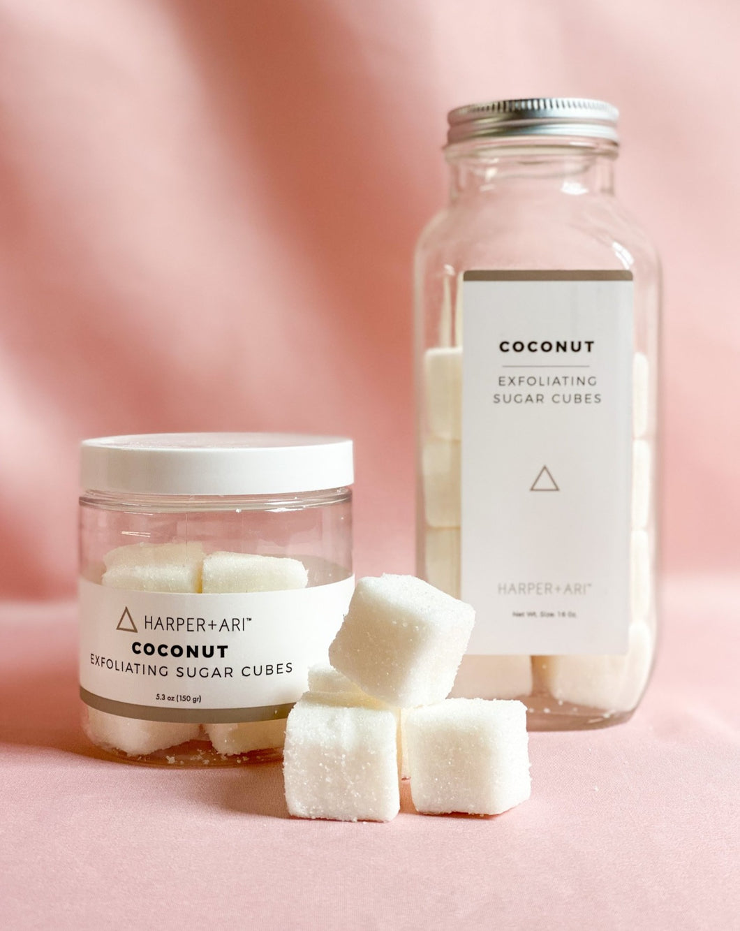 Coconut Sugar Cubes