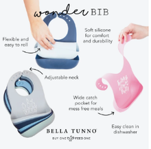 Load image into Gallery viewer, The Legend Bella Tunno Bib