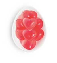 Load image into Gallery viewer, Strawberry Daiquiri Hearts Gummies