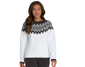 Barefoot Dreams Nordic Pullover