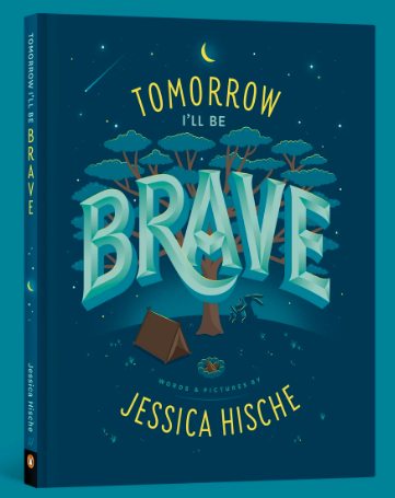 I'll Be Brave Book