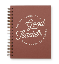 Load image into Gallery viewer, Teacher Influence Journal : Lined Notebook