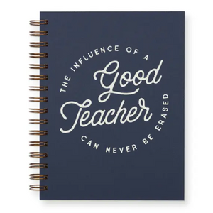 Teacher Influence Journal : Lined Notebook
