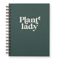 Load image into Gallery viewer, Plant Lady Journal : Lined Notebook