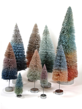 Load image into Gallery viewer, These Fun Ombre colored Trees are a fun statement to any nook of a your home or playroom!