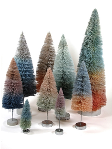 These Fun Ombre colored Trees are a fun statement to any nook of a your home or playroom!