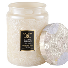 Load image into Gallery viewer, Voluspa Santal Vanille Candle