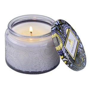Voluspa Apple Blue Clover Candle