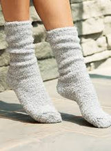 Load image into Gallery viewer, Barefoot Dreams CozyChic Heathered Socks