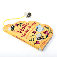 Load image into Gallery viewer, Hello Honeybees Book