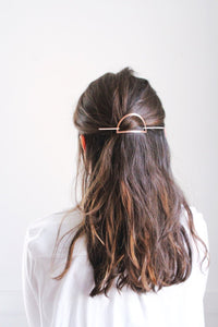 Half Moon Hair Pin