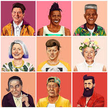 Load image into Gallery viewer, Hipstory: Why be a world leader when you could be a hipster?