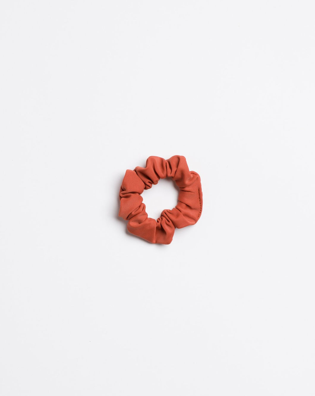 Sedona Sky Mini Silk Scrunchie