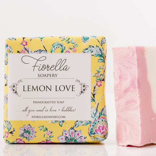 Lemon Love Bar Soap