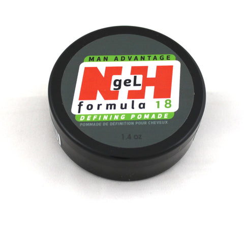 NHgeL Man Advantage Defining Pomade