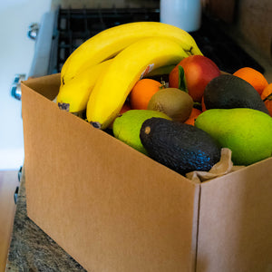 Organic Fresh Fruit Box