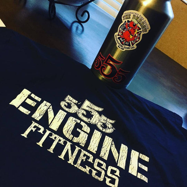 555 Engine Shirt
