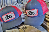 555 Fitness Hose Hat