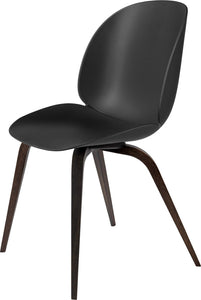 Beetle dining chair - Upolstret / røkt eik
