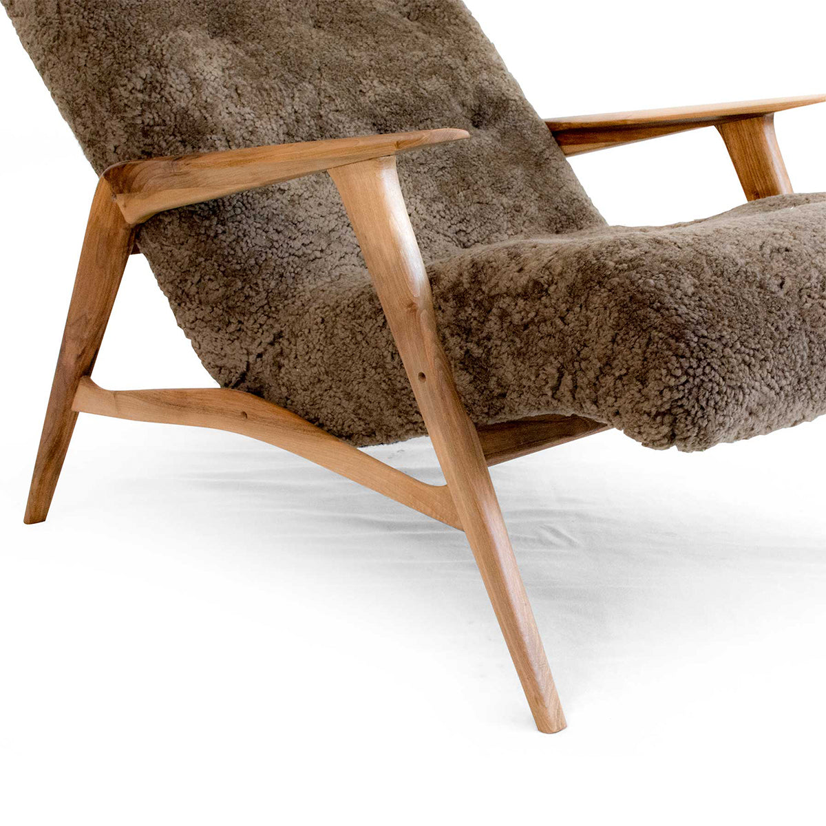 Gio Sheepskin Lounge Chair, UK