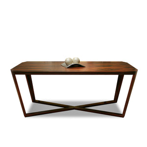 Grappa Luxury Rosewood Dining Table
