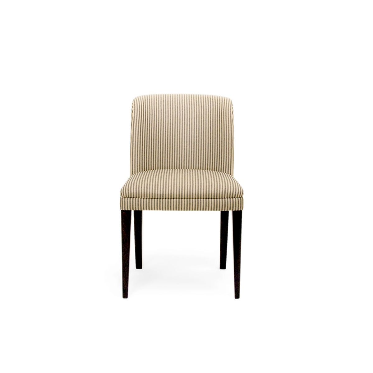 Teatro Striped Dining Chair