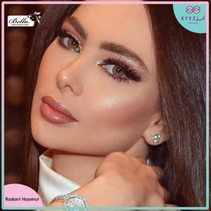 BELLA RADIANT HAZELNUT بيلا راديند هزيلنت