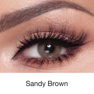 عدسات بيلا ايليت ساندي براون BELLA ELITE SANDY BROWN