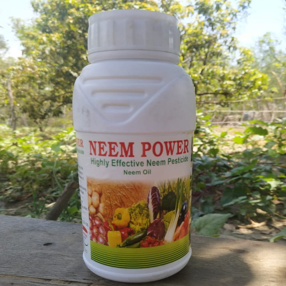 Neem Power Oil