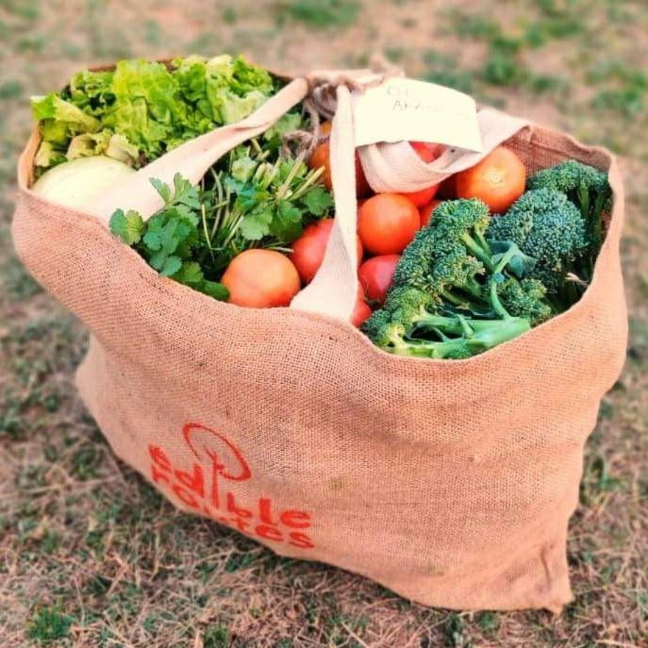 Monthly Vegetable Basket