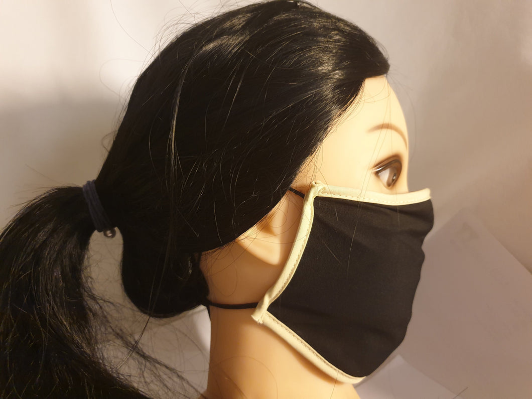 Face Mask Washable Reusable Cloth Masks - Customized