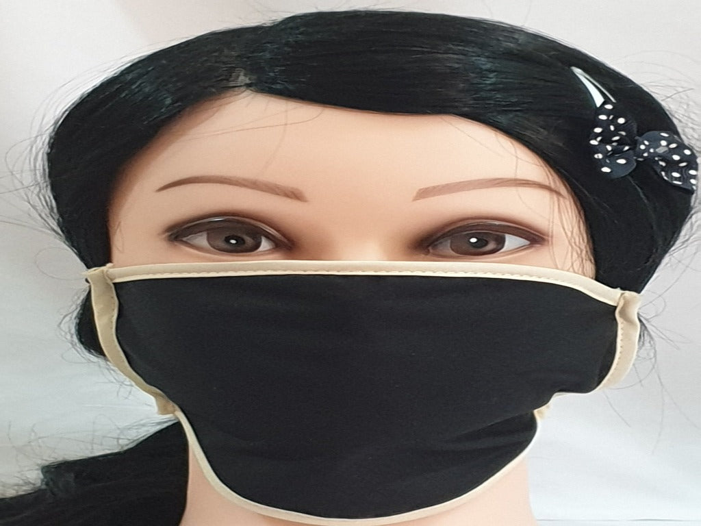 Fabric Face Mask, Pack of 3 pcs