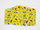 Kids SpongeBob Face Mask