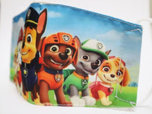 Load image into Gallery viewer, Kids Paw Patrol Face Mask