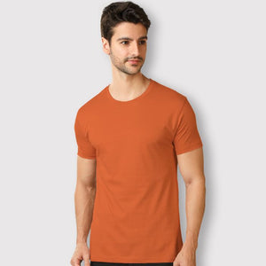 Men's Round Neck T-Shirts
