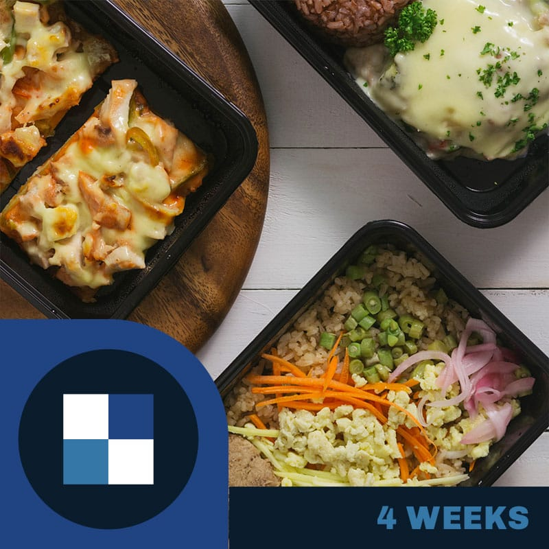 Fit Food Plus (4 Weeks)