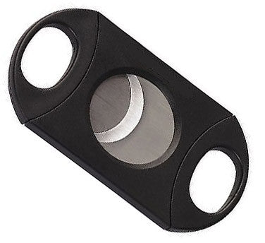 Double Blade Guillotine Cigar Cutter (Lg Ring Gauge)