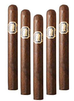 Liga Undercrown Corona Doble (5 Cigars Sampler)