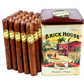 Brick House Toro Gift Tin