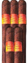 La Aurora Barrel No 4 (5 Cigars Sampler)