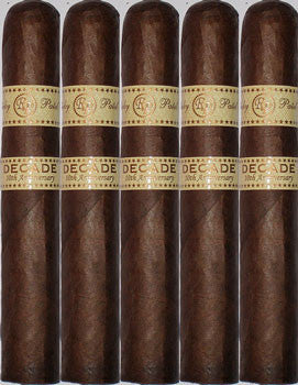Rocky Patel Decade The Emperor (5 Cigars Sampler)