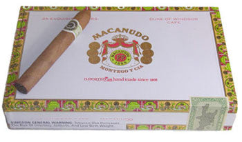 Macanudo Cafe Duke of Windsor