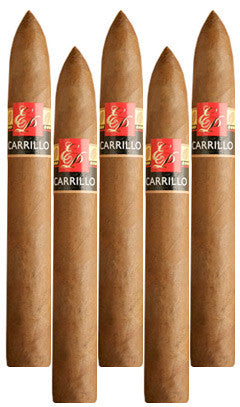 E.P. Carrillo Predilectos Pyramid (5 Cigars Sampler)
