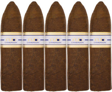 Nub Cameroon 466 Box-Pressed Torpedo (5 Cigar Sampler)