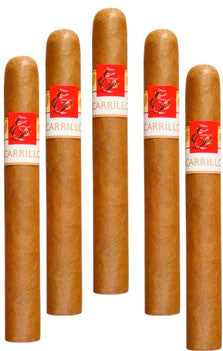 E P Carrillo New Wave Stellas (5 Cigars Sampler)