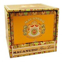 Macanudo Gold Label Ascot Tin (10ct -10 Tins)