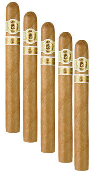 Macanudo Gold Label Lord Nelson (5 Cigars Sampler)